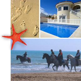Villa Malima proche de Alicante - Espagne